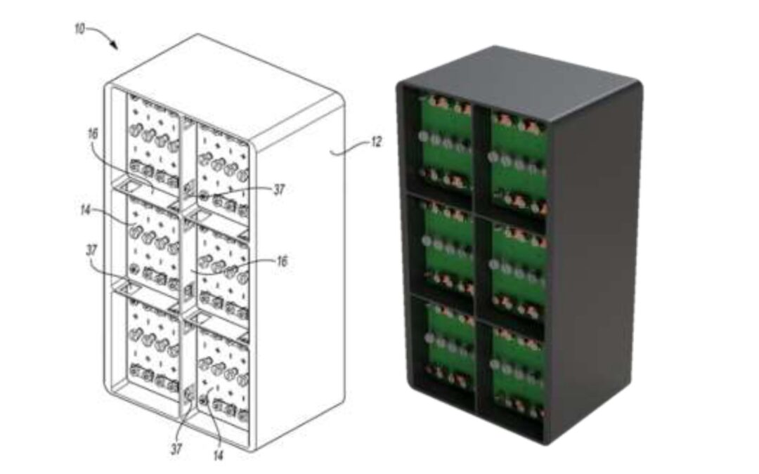 ZAF Energy Systems Patents Monobloc Design for High Voltage Batteries